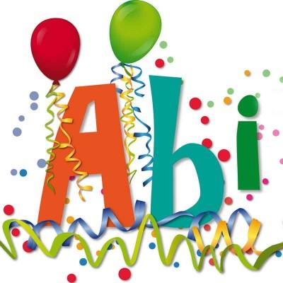 Abiball Abifeier organisieren
