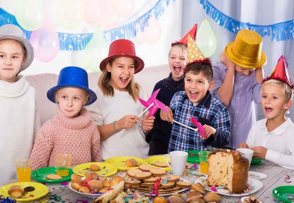 Kinderparty Service Confetti Konfetti