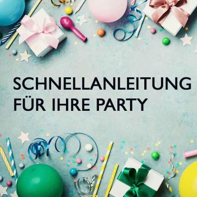 Party Checkliste