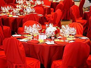Hochzeitslocation Styling