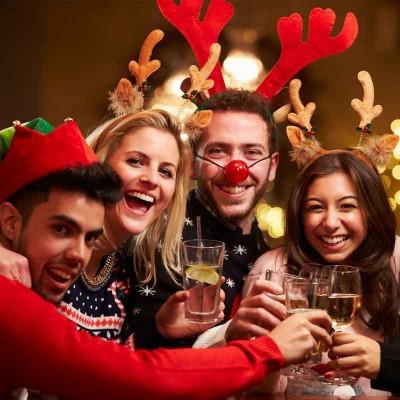 Weihnachtsparty Ideen