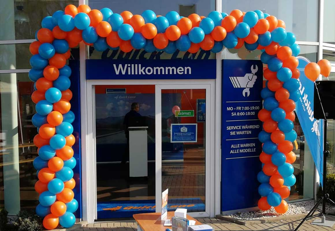 Ballondekoration NRW