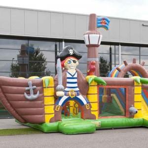 Piratenschiff für Tag der offenen Tür mieten