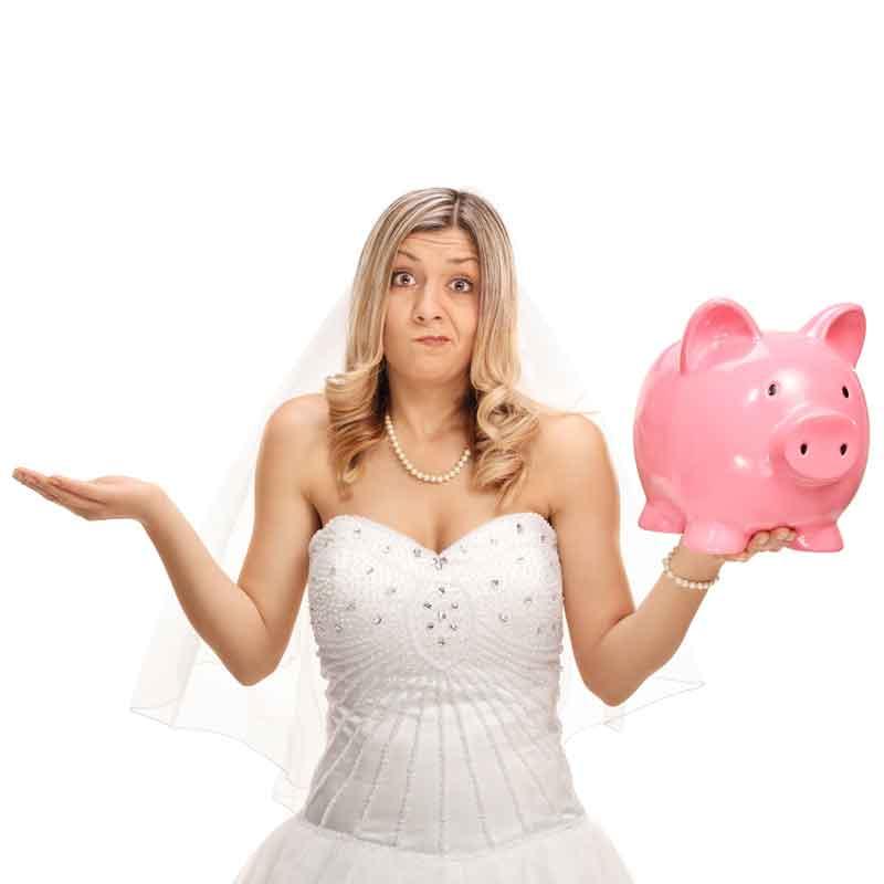 psss geheime tipps um bei der hochzeit geld zu sparen confetti welt. Black Bedroom Furniture Sets. Home Design Ideas