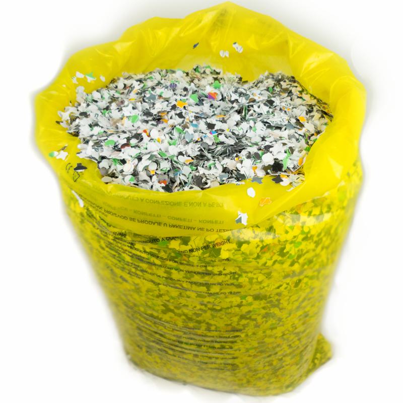 konfetti 10 kg g nstig kaufen f r party karneval und event