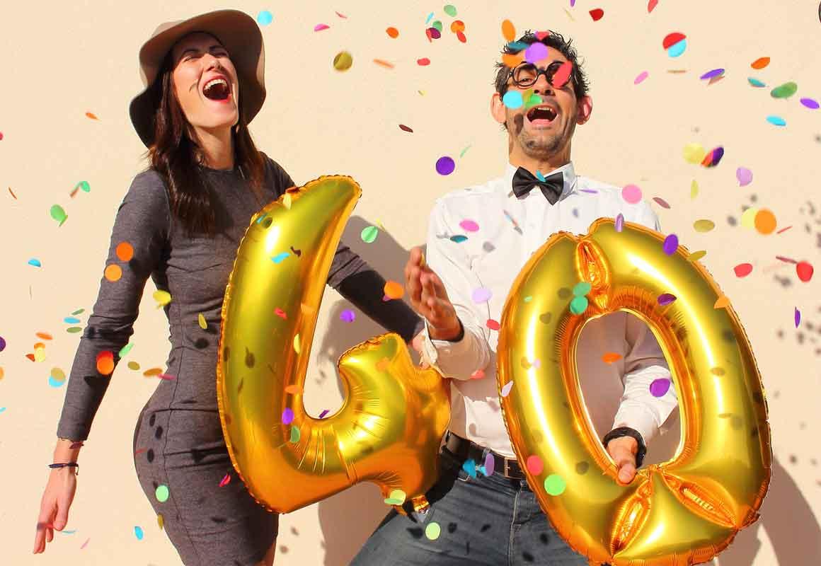 40 geburtstag ideen feier