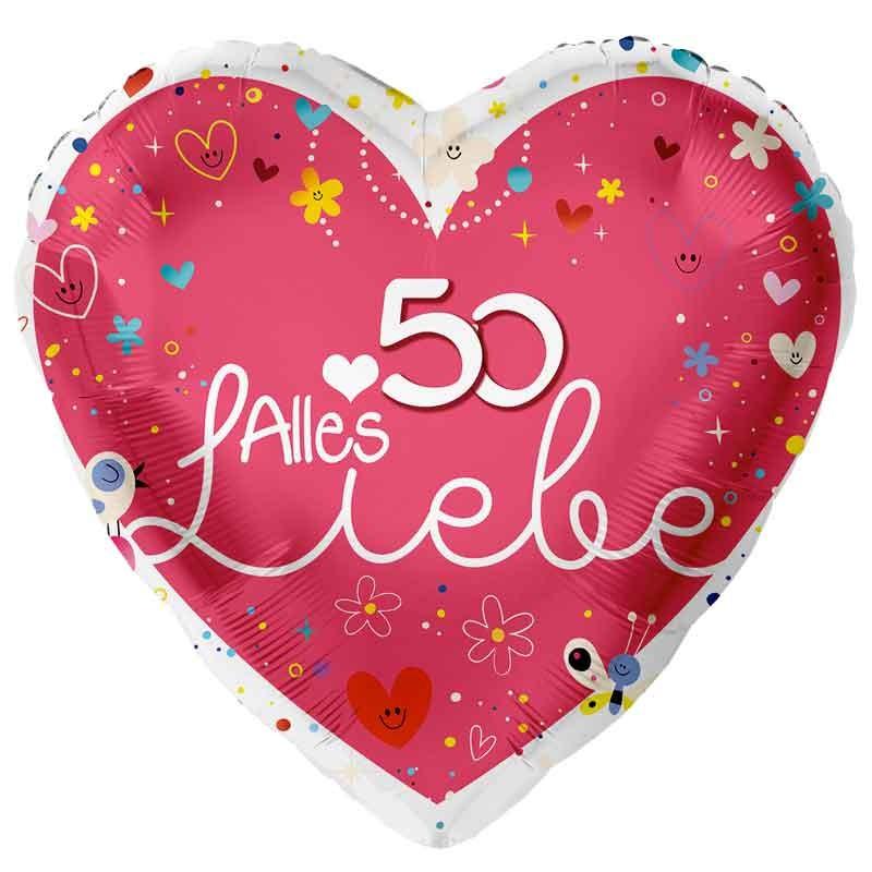 Alles Liebe Zum 50. Geburtstag