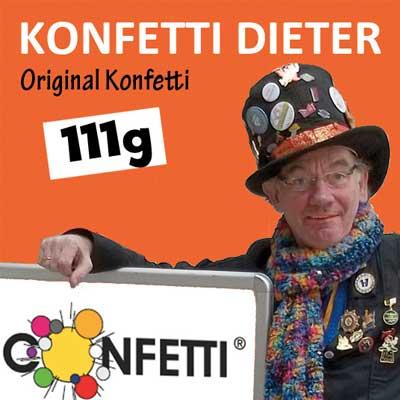Konfetti Dieter Essen