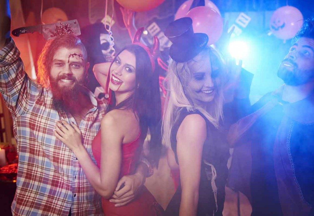 party ideen halloween