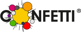 Confetti Welt Logo