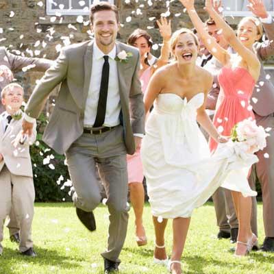 Hochzeitsüberraschungen