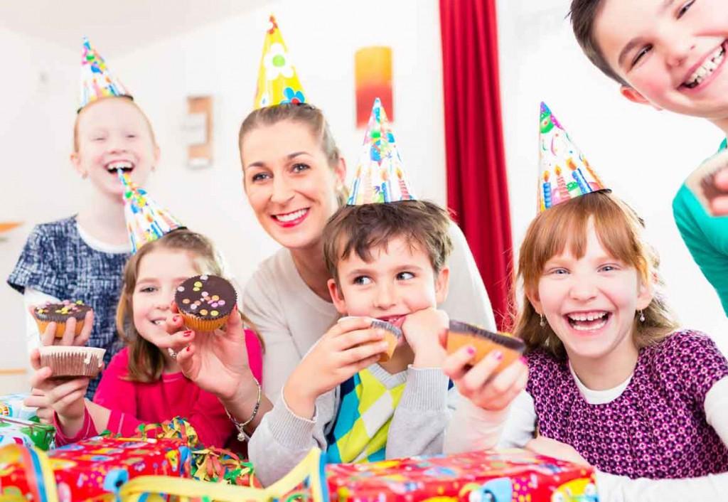 kindergeburtstag gestalten planen