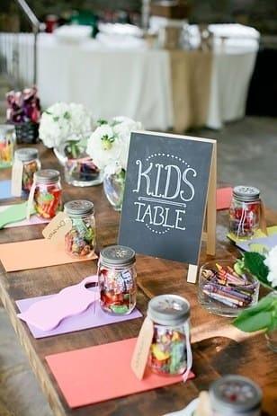 Einfache Spiele Um Kinder Bei Einer Hochzeit Zu Beschaftigen