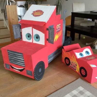 Ideen Kindergeburtstag Cars Party