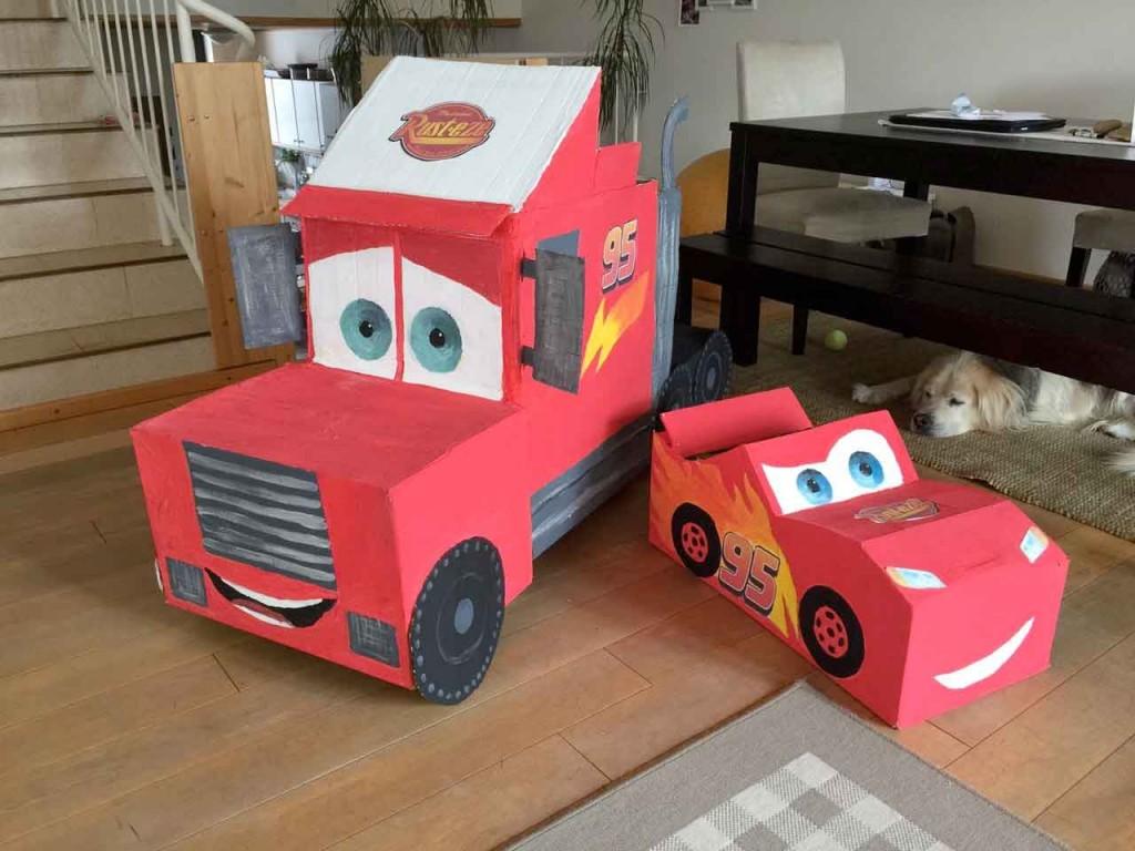 Kindergeburtstag Party Cars