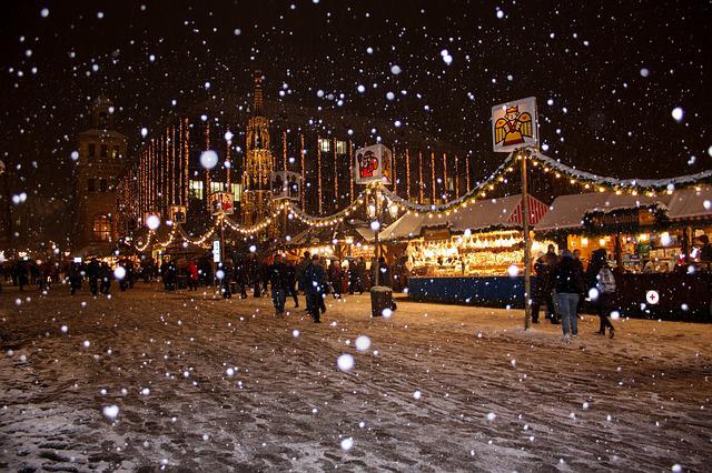 Warum lieben Deutsche Weihnachten ?