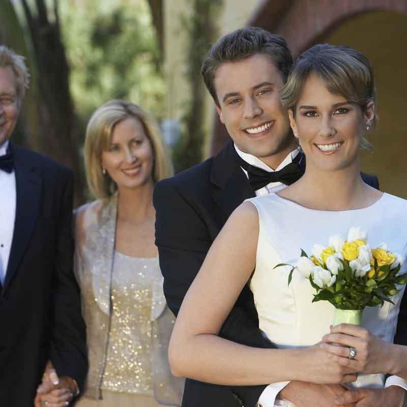 Von eltern den brief an brautpaar das Hochzeitsrede Brautmutter