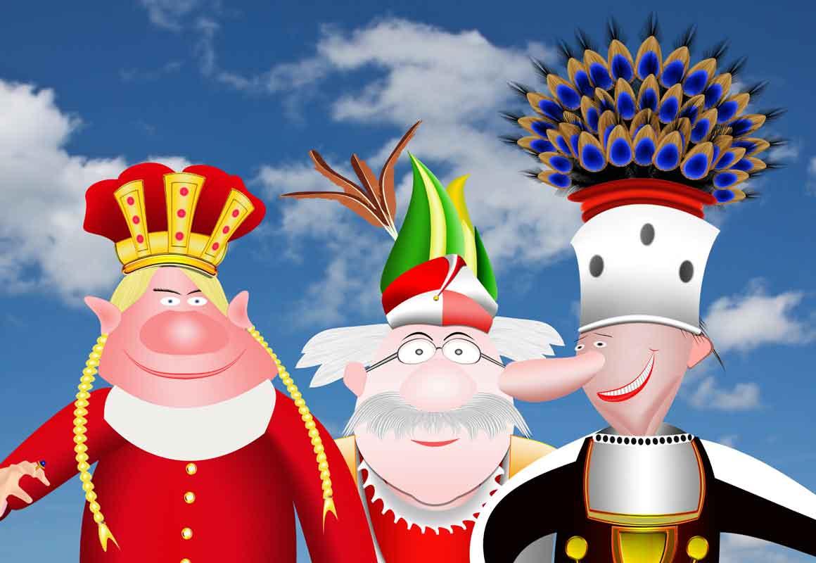 prinz bauer hofnarr karneval