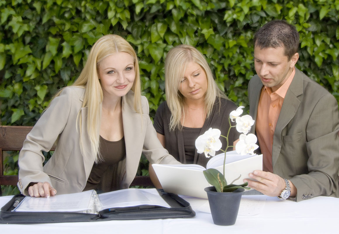 Wie Bräute ihre Hochzeitslocation auswählen