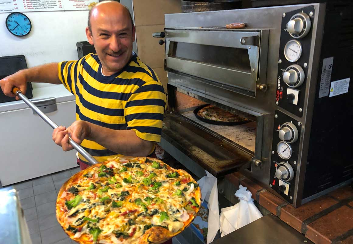 Pizzeria Alberto Duisburg