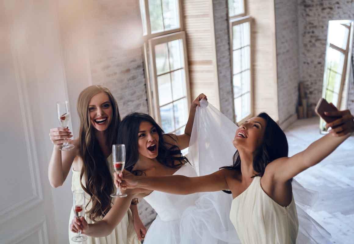 Hochzeit Facebook Instagramm Twitter