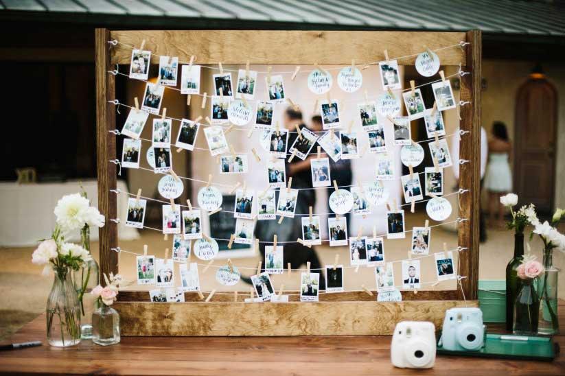Ideen Gästebücher Hochzeit