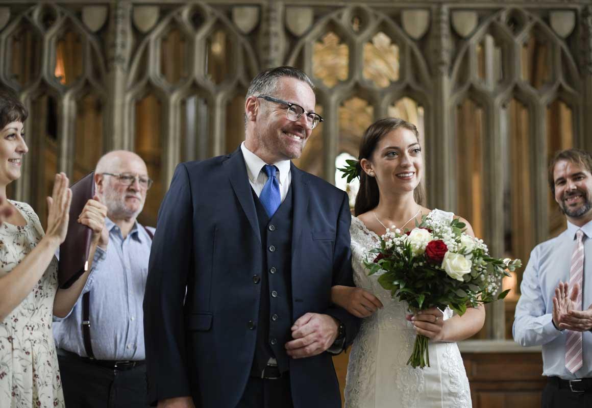 Vater der Braut - Regeln bei der Kleidung