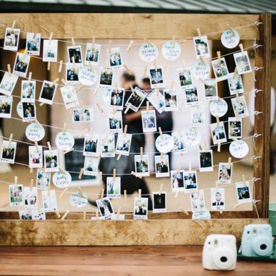 Gästebücher Hochzeit Ideen