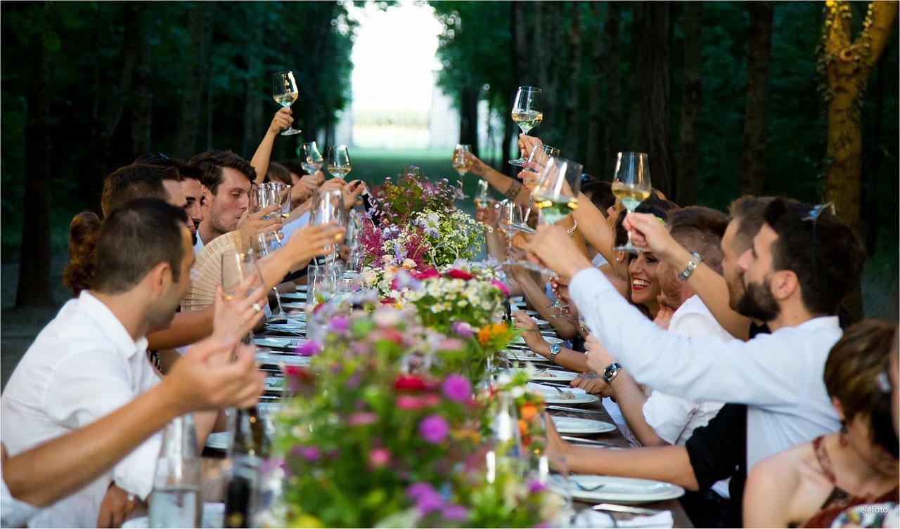 Hochzeitsfeier Trinkspiele