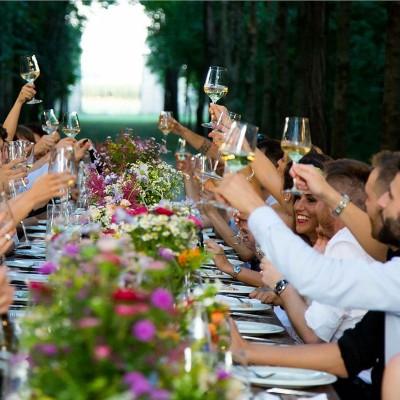 Trinksspiele Hochzeitsfeier